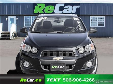 2015 Chevrolet Sonic LT Auto (Stk: 190964A) in Fredericton - Image 2 of 25