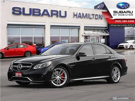 2016 Mercedes-Benz AMG E S (Stk: S8083A) in Hamilton - Image 1 of 27
