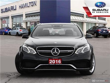 2016 Mercedes-Benz AMG E S (Stk: S8083A) in Hamilton - Image 2 of 27