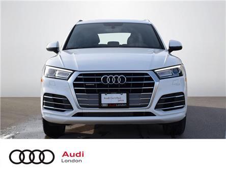 2019 Audi Q5 45 Progressiv (Stk: Q21554) in London - Image 2 of 25