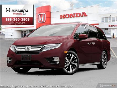 2020 Honda Odyssey Touring (Stk: 327582) in Mississauga - Image 1 of 23