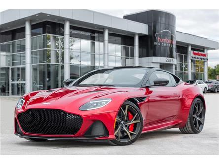 2019 Aston Martin DBS Superleggera|BANG&OLUFSEN|CARBON|5.2L V12|715 HP!! (Stk: 19HMS1434) in Mississauga - Image 1 of 34