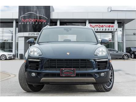 2017 Porsche Macan S (Stk: 19HMS1322) in Mississauga - Image 2 of 23