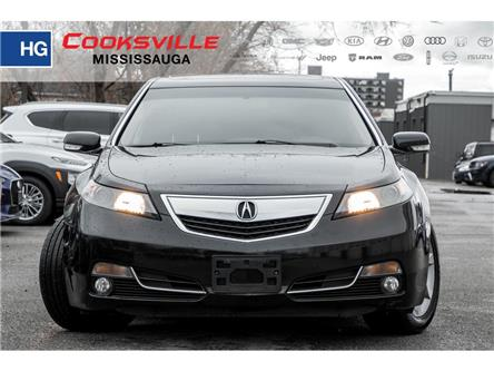 2013 Acura TL Base (Stk: 8054PT) in Mississauga - Image 2 of 19