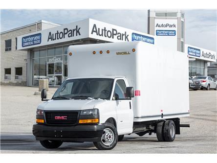2019 GMC Savana Cutaway Work Van (Stk: CTDR3858) in Mississauga - Image 1 of 18
