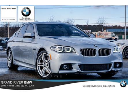 2015 BMW 535d xDrive (Stk: PW5177) in Kitchener - Image 1 of 22