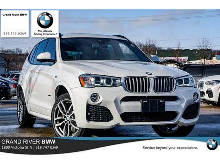 2017 BMW X3 xDrive28i (Stk: PW5180) in Kitchener - Image 1 of 22
