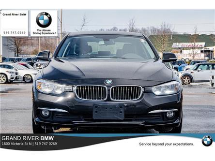 2016 BMW 320i xDrive (Stk: PW5181) in Kitchener - Image 2 of 20