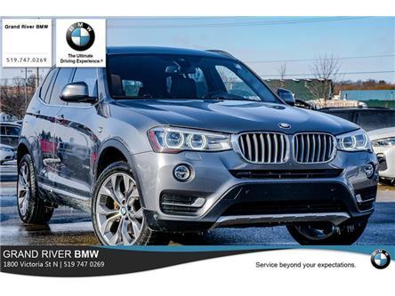 2016 BMW X3 xDrive28i (Stk: PW5183) in Kitchener - Image 1 of 22
