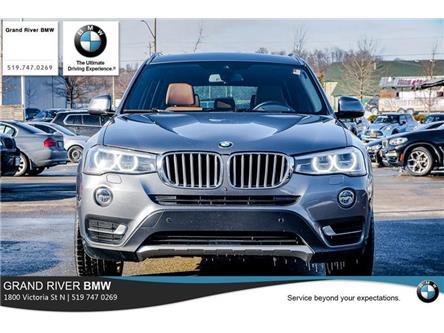 2016 BMW X3 xDrive28i (Stk: PW5183) in Kitchener - Image 2 of 22
