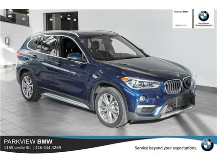 2019 BMW X1 xDrive28i (Stk: PP8969) in Toronto - Image 1 of 22