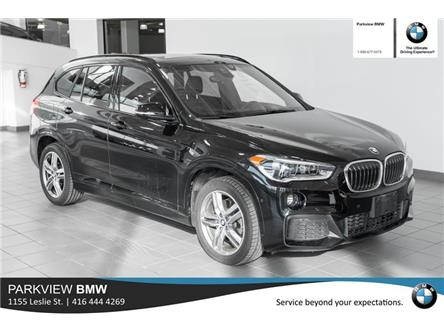 2019 BMW X1 xDrive28i (Stk: PP8970) in Toronto - Image 1 of 21