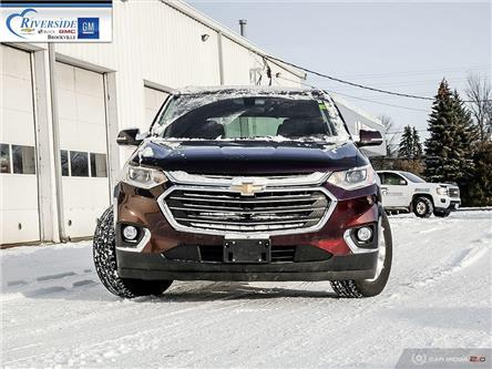 2018 Chevrolet Traverse LT (Stk: 19-504A) in Brockville - Image 2 of 27