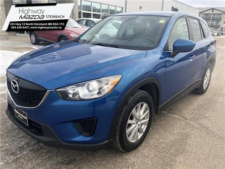 2013 Mazda CX-5 GX FWD at (Stk: M19182A) in Steinbach - Image 1 of 18