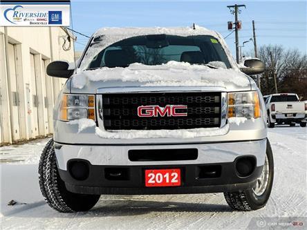 2012 GMC Sierra 2500HD WT (Stk: 19-500A) in Brockville - Image 2 of 27