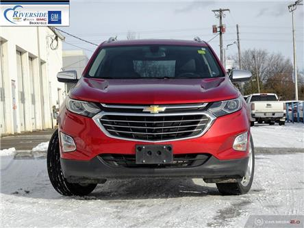 2018 Chevrolet Equinox Premier (Stk: PR1555) in Brockville - Image 2 of 27