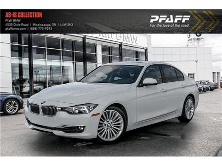 2015 BMW 320i xDrive (Stk: U5831) in Mississauga - Image 1 of 18