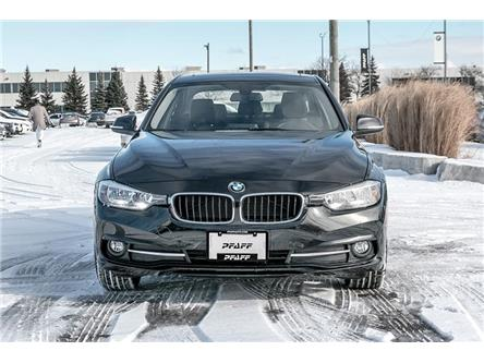 2016 BMW 320i xDrive (Stk: U5841) in Mississauga - Image 2 of 21