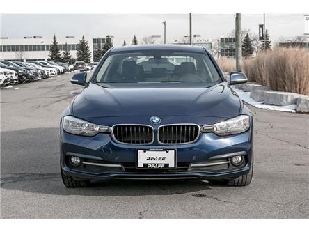 2016 BMW 320i xDrive (Stk: U5845) in Mississauga - Image 2 of 22