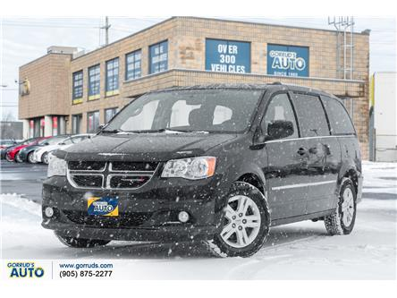 2014 Dodge Grand Caravan Crew (Stk: 401193) in Milton - Image 1 of 18