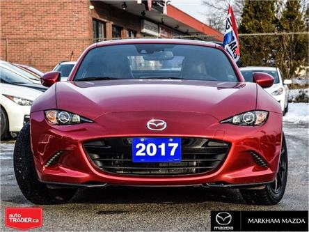 2017 Mazda MX-5 RF GT (Stk: H200072A) in Markham - Image 2 of 28