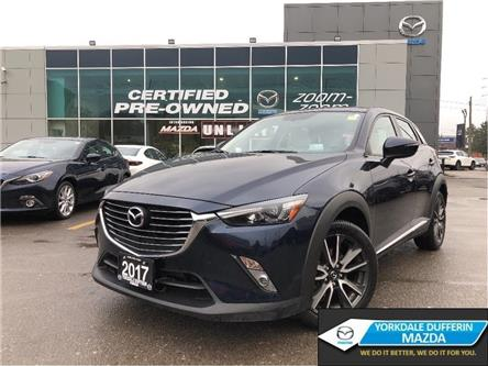 2017 Mazda CX-3 GT AWD at (Stk: P2036) in Toronto - Image 1 of 26