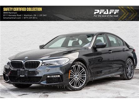 2018 BMW 530i xDrive (Stk: U12772) in Markham - Image 1 of 21