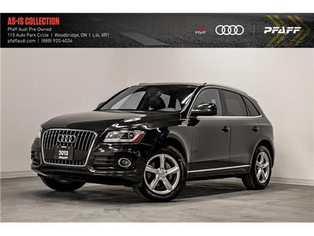 2013 Audi Q5 2.0T Premium (Stk: C7372A) in Woodbridge - Image 1 of 21