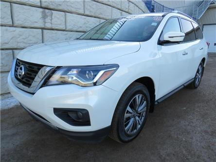 2019 Nissan Pathfinder  (Stk: D91152P) in Fredericton - Image 1 of 23