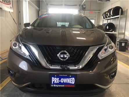 2017 Nissan Murano Platinum (Stk: P0749) in Owen Sound - Image 2 of 15