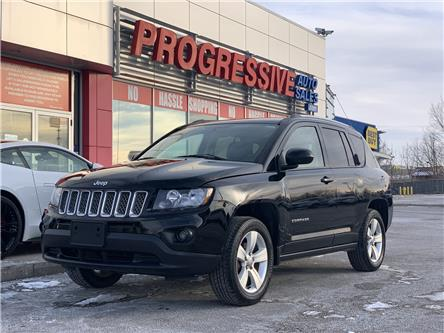 2015 Jeep Compass Sport/North (Stk: FD108664) in Sarnia - Image 1 of 17