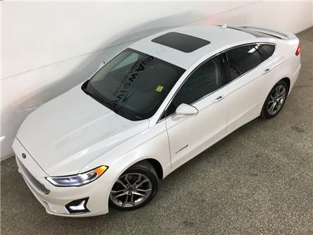 2019 Ford Fusion Hybrid Titanium (Stk: 36160W) in Belleville - Image 2 of 28