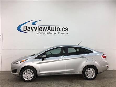 2018 Ford Fiesta S (Stk: 36343BW) in Belleville - Image 1 of 25