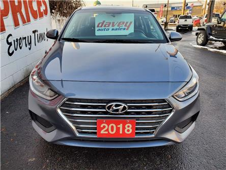2018 Hyundai Accent GL (Stk: 20-004) in Oshawa - Image 2 of 15