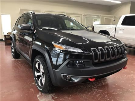 2016 Jeep Cherokee Trailhawk (Stk: U19-149) in Nipawin - Image 1 of 23