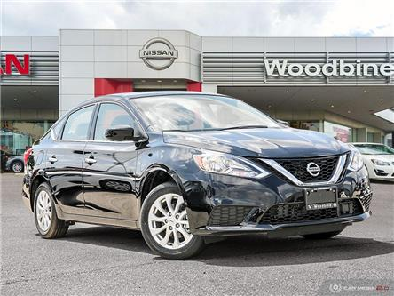 2019 Nissan Sentra 1.8 SV (Stk: PH0015) in Etobicoke - Image 1 of 23