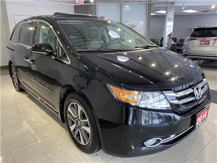 2016 Honda Odyssey Touring (Stk: 16503B) in North York - Image 1 of 22