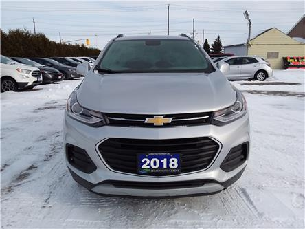 2018 Chevrolet Trax LT (Stk: L9225) in Waterloo - Image 2 of 11