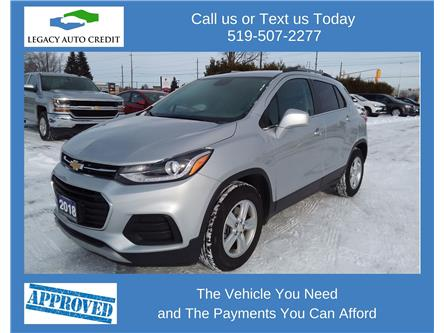2018 Chevrolet Trax LT (Stk: L9225) in Waterloo - Image 1 of 11