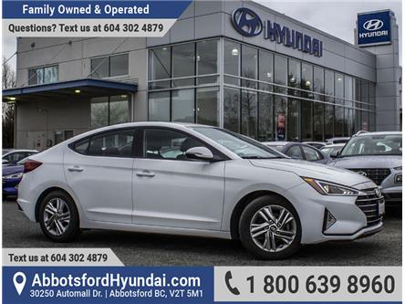 2019 Hyundai Elantra Preferred (Stk: AH8998) in Abbotsford - Image 1 of 24
