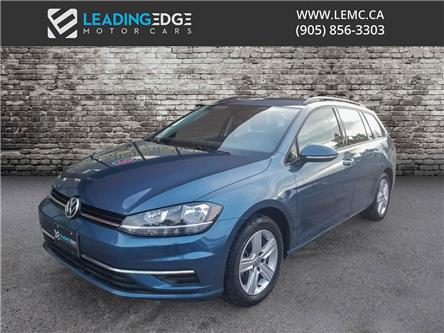 2018 Volkswagen Golf SportWagen 1.8 TSI Trendline (Stk: 17058) in Woodbridge - Image 1 of 19