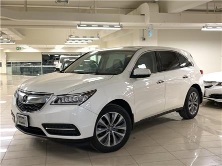 2016 Acura MDX Technology Package (Stk: AP3515) in Toronto - Image 1 of 33