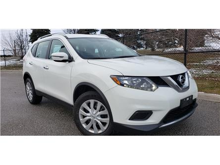 2016 Nissan Rogue S (Stk: 1947B4) in Brampton - Image 1 of 14
