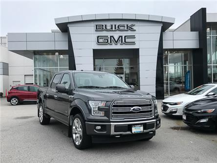 2017 Ford F-150 Limited (Stk: R09541) in North Vancouver - Image 2 of 26