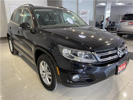 2014 Volkswagen Tiguan  (Stk: 25011A) in North York - Image 1 of 17