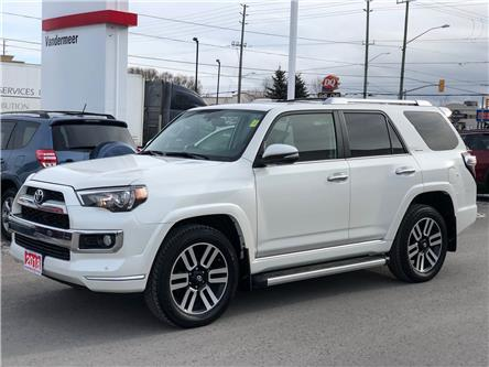 2018 Toyota 4Runner SR5 (Stk: W4942A) in Cobourg - Image 1 of 24