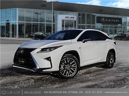 2018 Lexus RX 350 Base (Stk: L0659) in Ottawa - Image 1 of 28