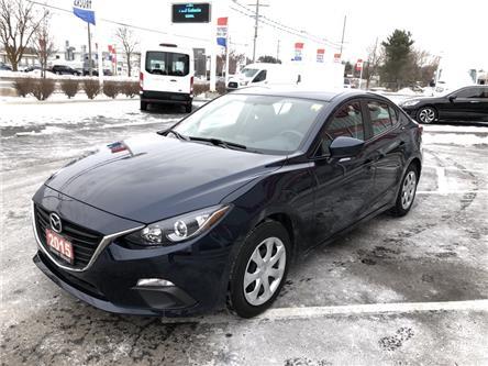2015 Mazda Mazda3 GX (Stk: -) in Newmarket - Image 1 of 16