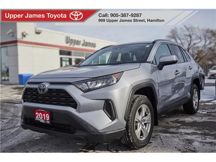 2019 Toyota RAV4 LE (Stk: 84727) in Hamilton - Image 1 of 20