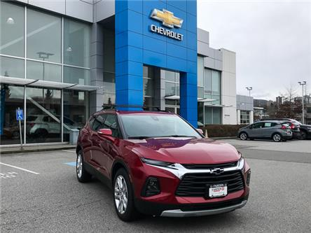 2020 Chevrolet Blazer True North (Stk: BL73390) in North Vancouver - Image 2 of 13
